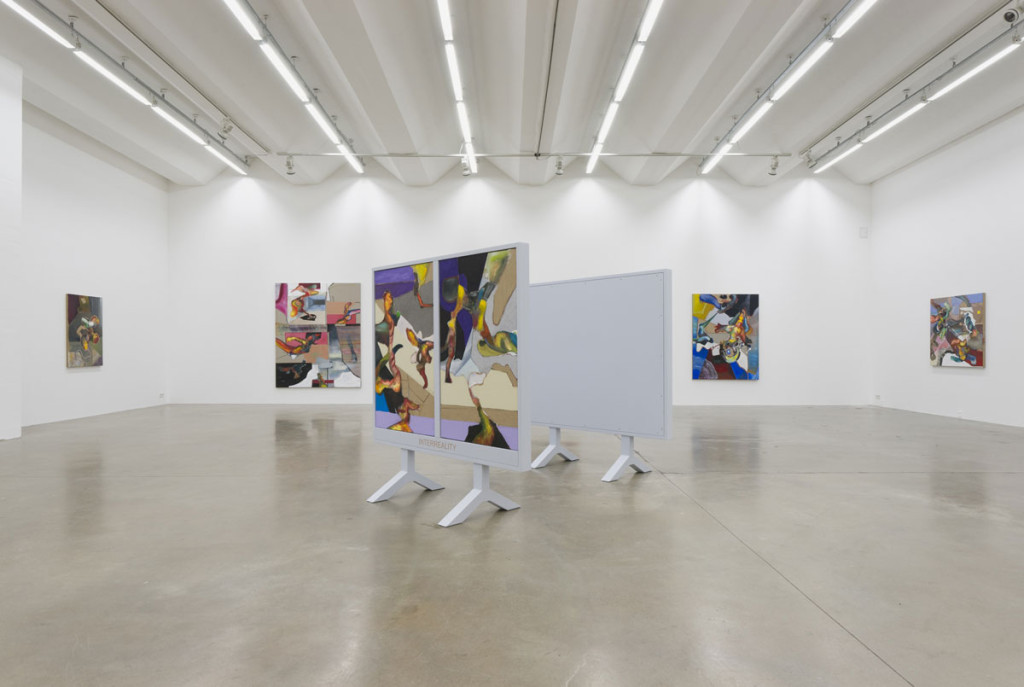 Alexander Iskin Reality Express Exhibition View 2016