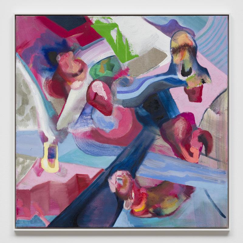 Alexander Iskin, Apple Sauce in Paradise, Sexauer Gallery, 2017