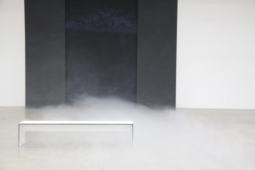 Carla Chan, Exhibition view, When the world is left only black and grey, Sexauer Gallery